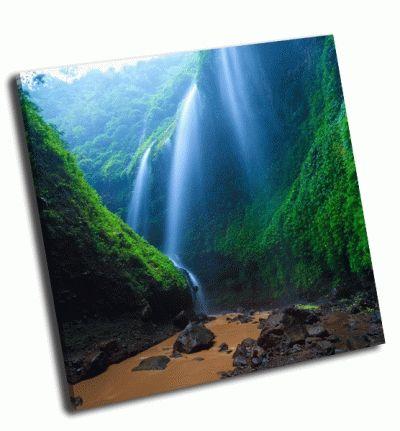 Картина водопад мадакарипура
