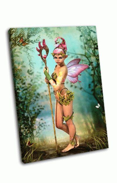 Картина волшебная фея