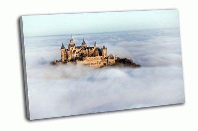 Картина замок гогенцоллерн