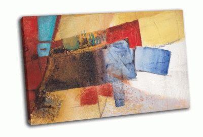 Картина землистый абстрактный фон