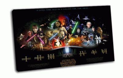 Картина звездные войны