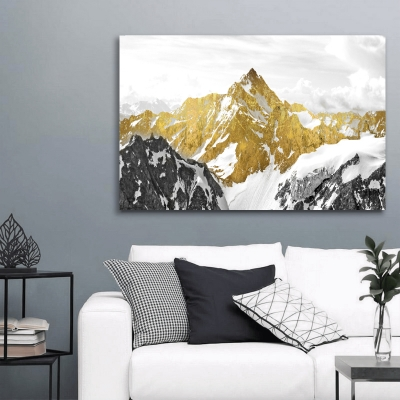 Горы золотые