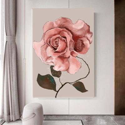 Молодая роза