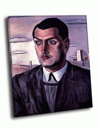 Репродукция картины сальвадор дали - портрет луиса буньюэля