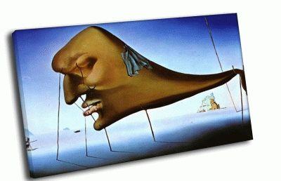 Репродукция картины сальвадор дали - сон