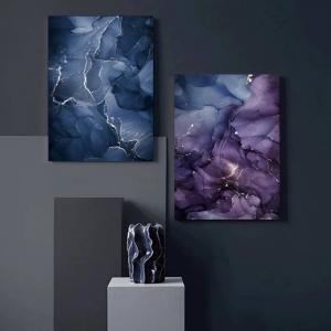 Сине - фиолетовый комплект