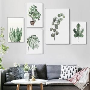 """Комплект картин """"Растения"""""""