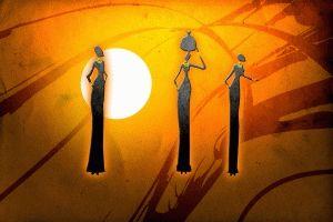 Африка женский труд-2