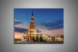 Башня Сююмбике-символ Казани