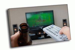 Пивко и футбол