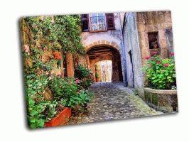 Цветок в Тоскане - Италия