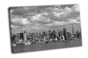 Городской пейзаж Нью-Йорка-2
