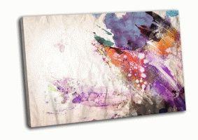 Абстрактная живопись фон