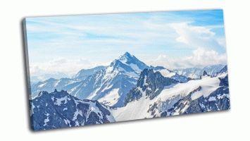 Альпы от Титли пик