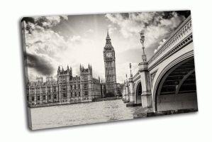 Биг-Бен и Вестминстерский дворец