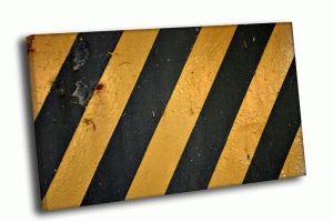Черно оранжевые полосы