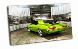 Chevrolet Camaro в гараже
