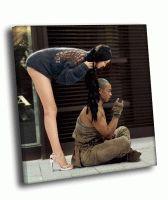 Девочка и монах