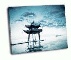Древний павилон в Ханчжоу