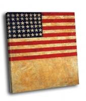 Э. Уорхол - Флаг США