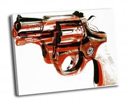 Э. Уорхол - Gun