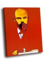 Э. Уорхол - Красный Ленин