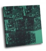 Э. Уорхол - Зелёная автокатастрофа (Зелёная горящая машина)