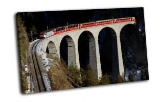 Железная дорога в Швейцарии