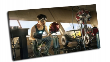 Железный человек Тони Старк - Анимация