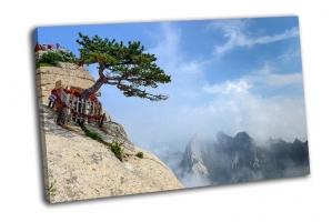 Гора Хуашань в Шэньси