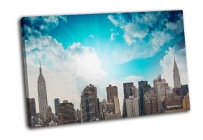 Городские здания и небоскребы