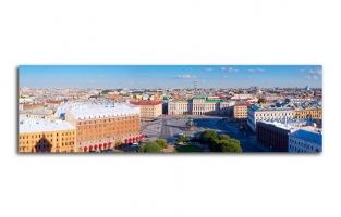 Исаакиевская площадь, Панорама сверху