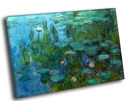 Клод Моне - Водные лилии