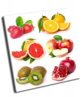Коллекция свежих фруктов