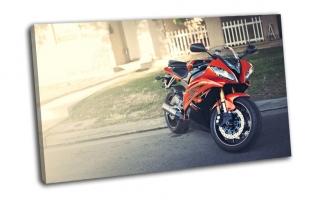 Красный Yamaha