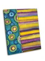 Красочные текстуры-батик