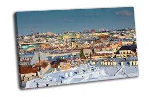 Крыши Петербурга