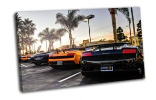 Lamborghini, aventador, murcielago, gallardo, суперкары