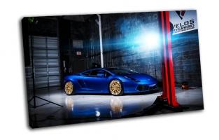 Lamborghini Gallardo блики света