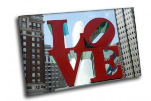 LOVE Памятник