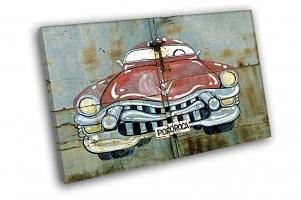 Машина на гараже