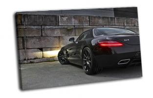 Mercedes benz, black