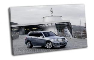 Mercedes, GLK, Hybrid
