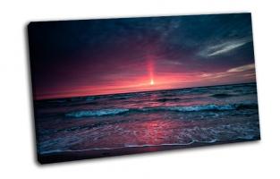 Море и закат