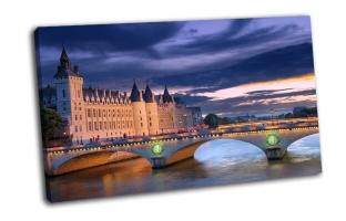 Мост Менял в Париже