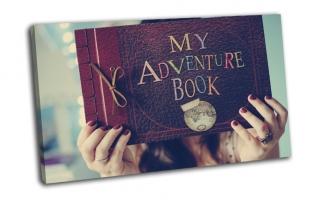 my adventure book