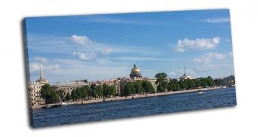 Нева, Петербург