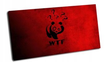 Панда WWF - wtf