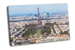 Париж свысока