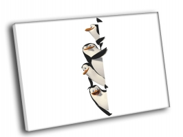 Пингвины из Мадагаскара за углом